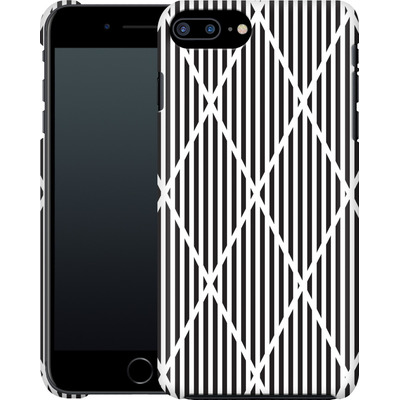 Apple iPhone 7 Plus Smartphone Huelle - Black Diamonds von caseable Designs