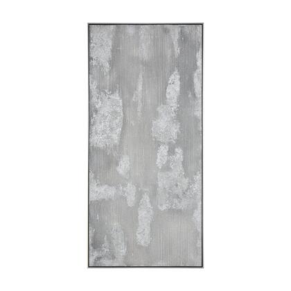 1219-066 Saris II Wall Decor  in White and