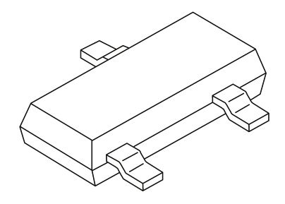 ON Semiconductor SL12T1G, Bi-Directional TVS Diode, 300W, 3-Pin SOT-23 (50)