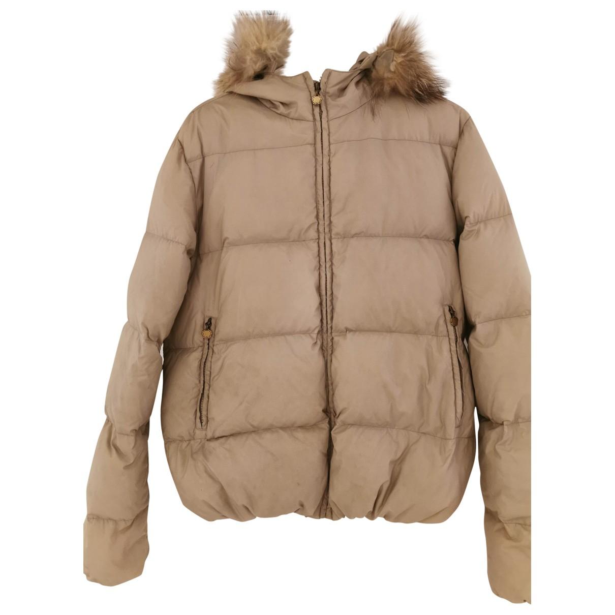 Gerard Darel \N Beige Fur jacket for Women M International
