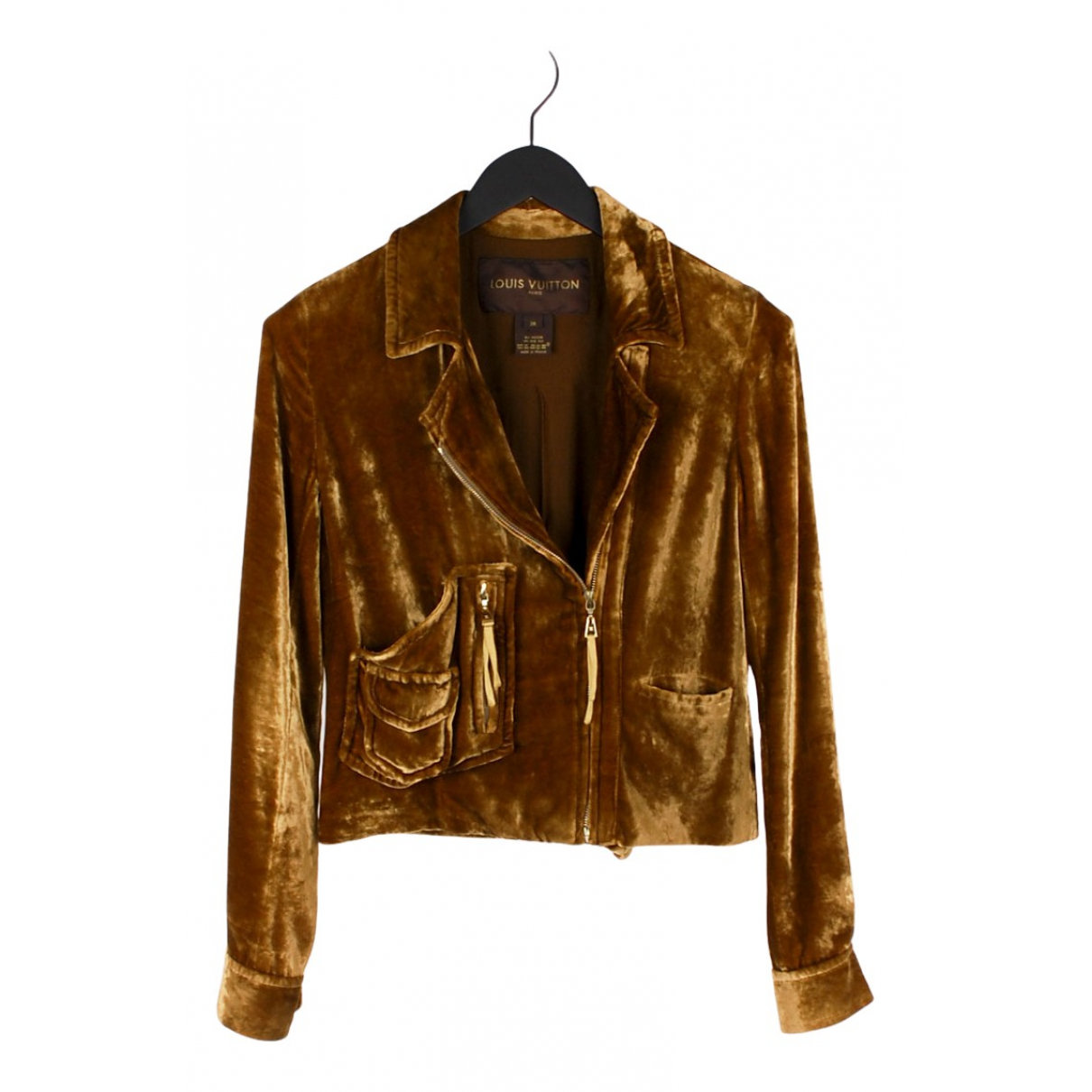 Louis Vuitton - Veste   pour femme - dore