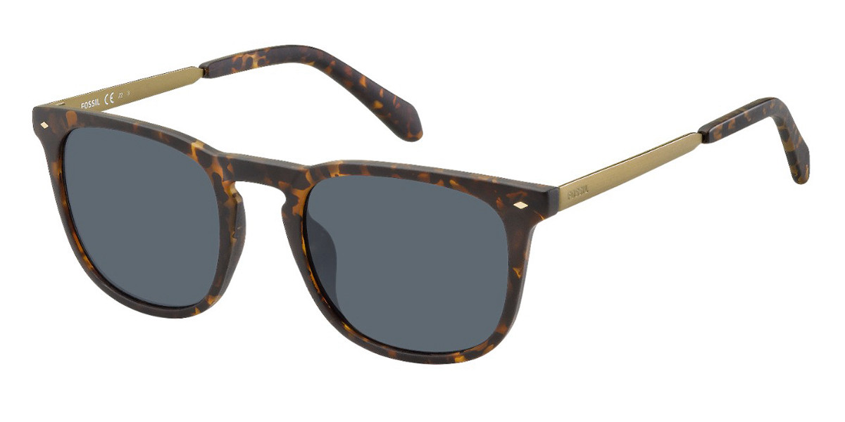 Fossil FOS 3087/S N9P/IR Men's Sunglasses Tortoise Size 51