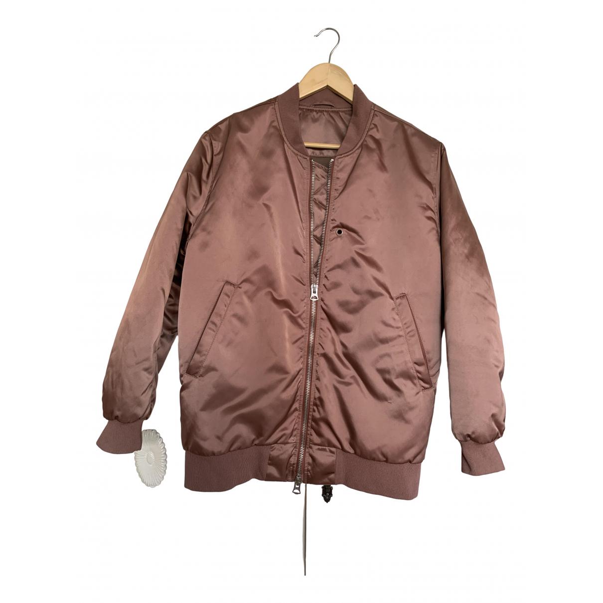 Acne Studios \N Pink jacket for Women 34 FR