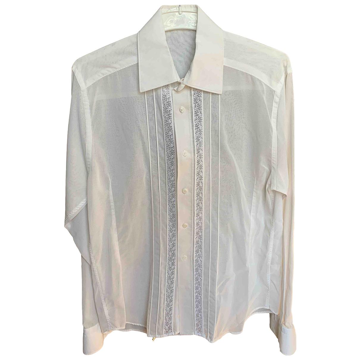 Paul & Joe \N Hemden in  Weiss Baumwolle