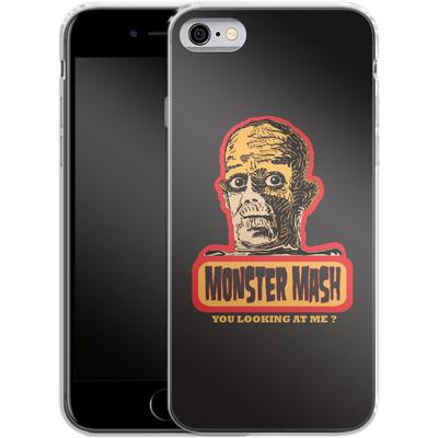 Apple iPhone 6 Silikon Handyhuelle - Monster Mash von caseable Designs