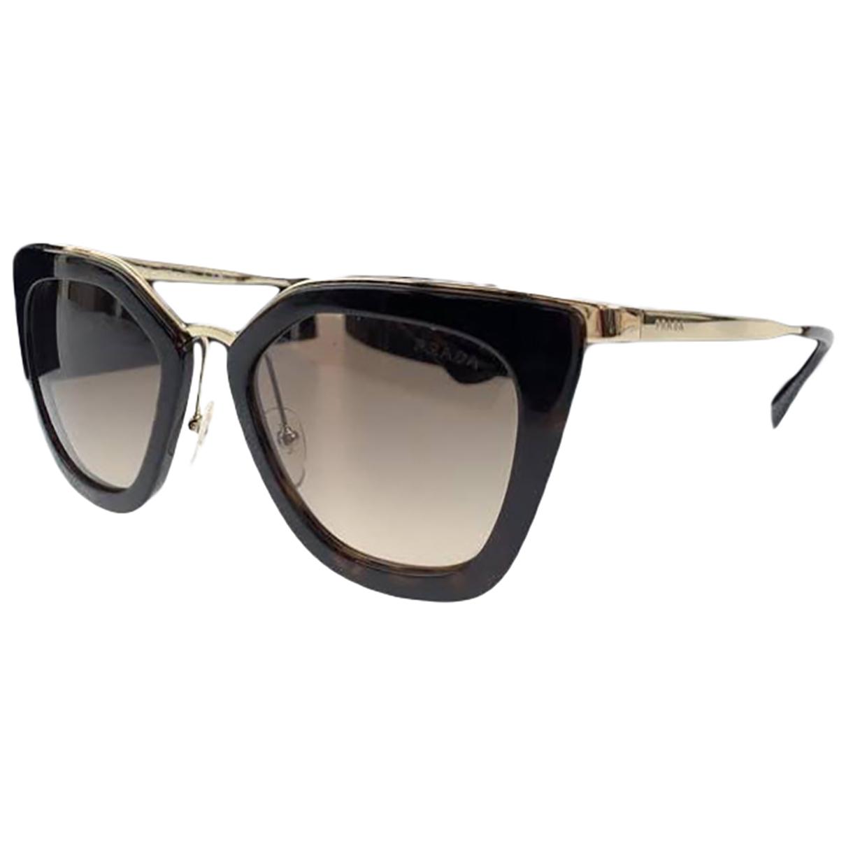 Prada \N Sonnenbrillen in Kunststoff