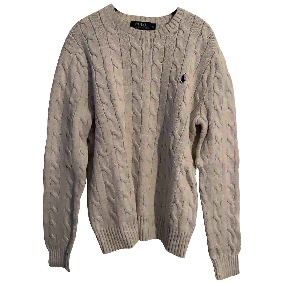 Polo Ralph Lauren \N Beige Cotton Knitwear & Sweatshirts for Men XS International