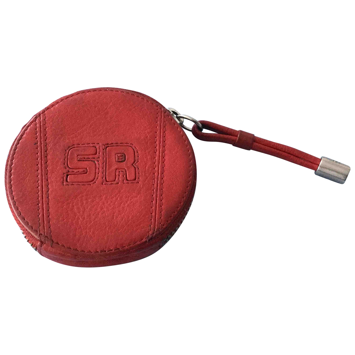 Sonia Rykiel \N Red Leather Purses, wallet & cases for Women \N