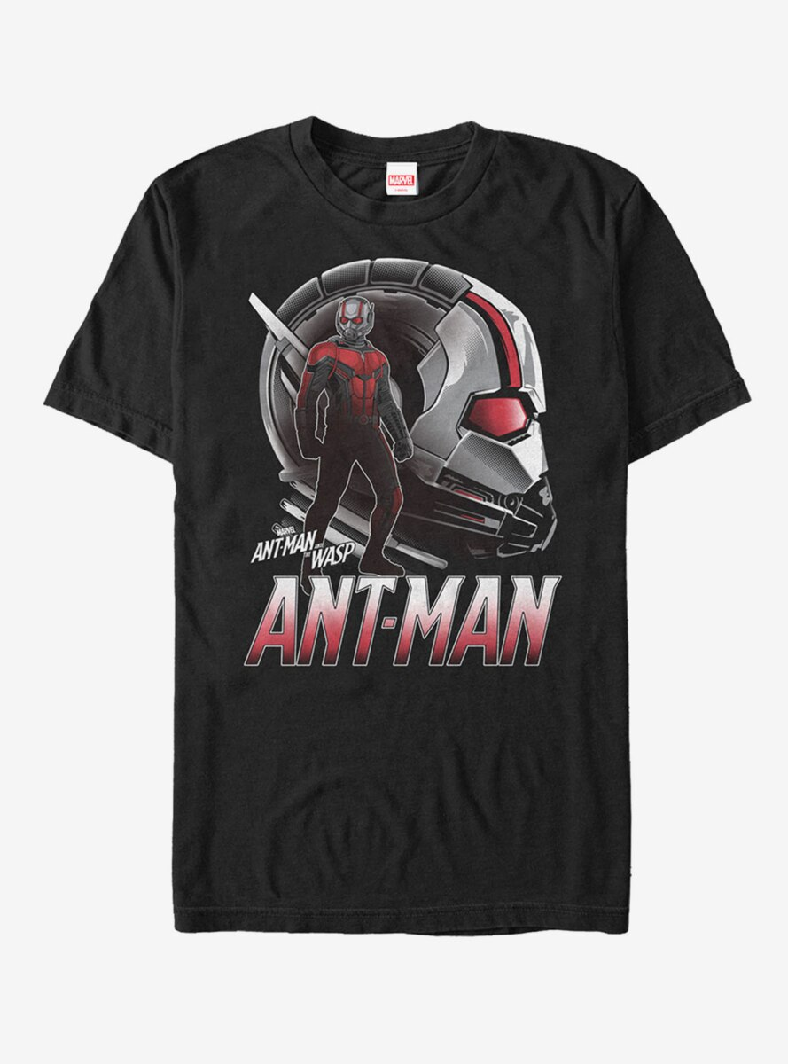 Marvel Ant-Man and the Wasp Profile T-Shirt