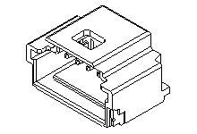 Molex , 501568, 11 Way, 1 Row, Right Angle PCB Header (1300)