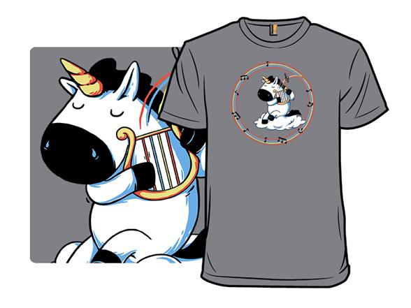 Rainbow Melody T Shirt