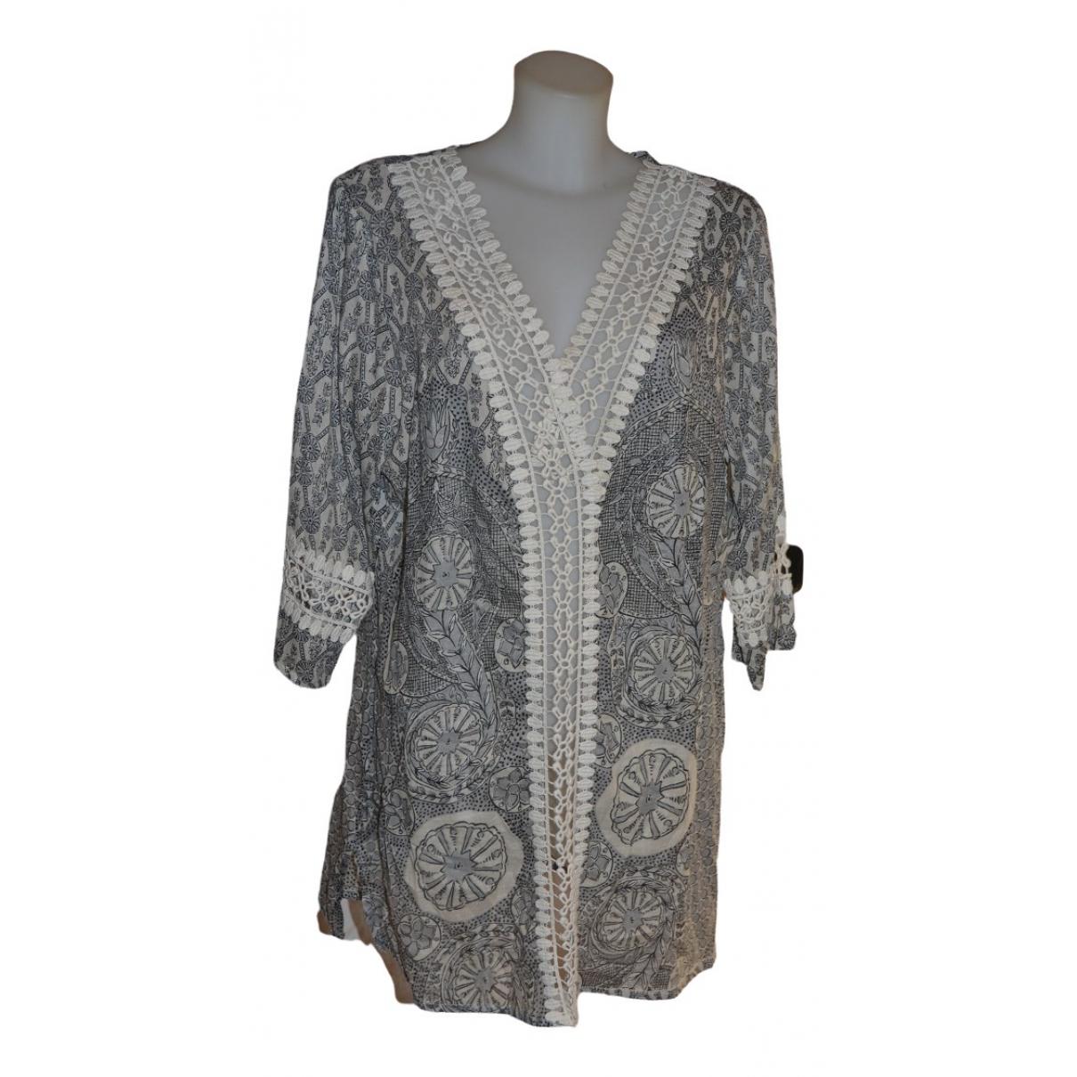 Patrizia Pepe - Robe   pour femme en coton - multicolore