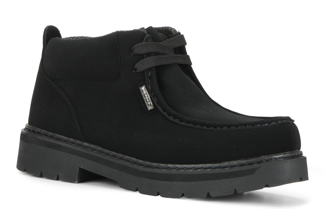 Men's Strutt Lx Chukka Boot (Choose Your Color: BLACK, Choose Your Size: 10.5)