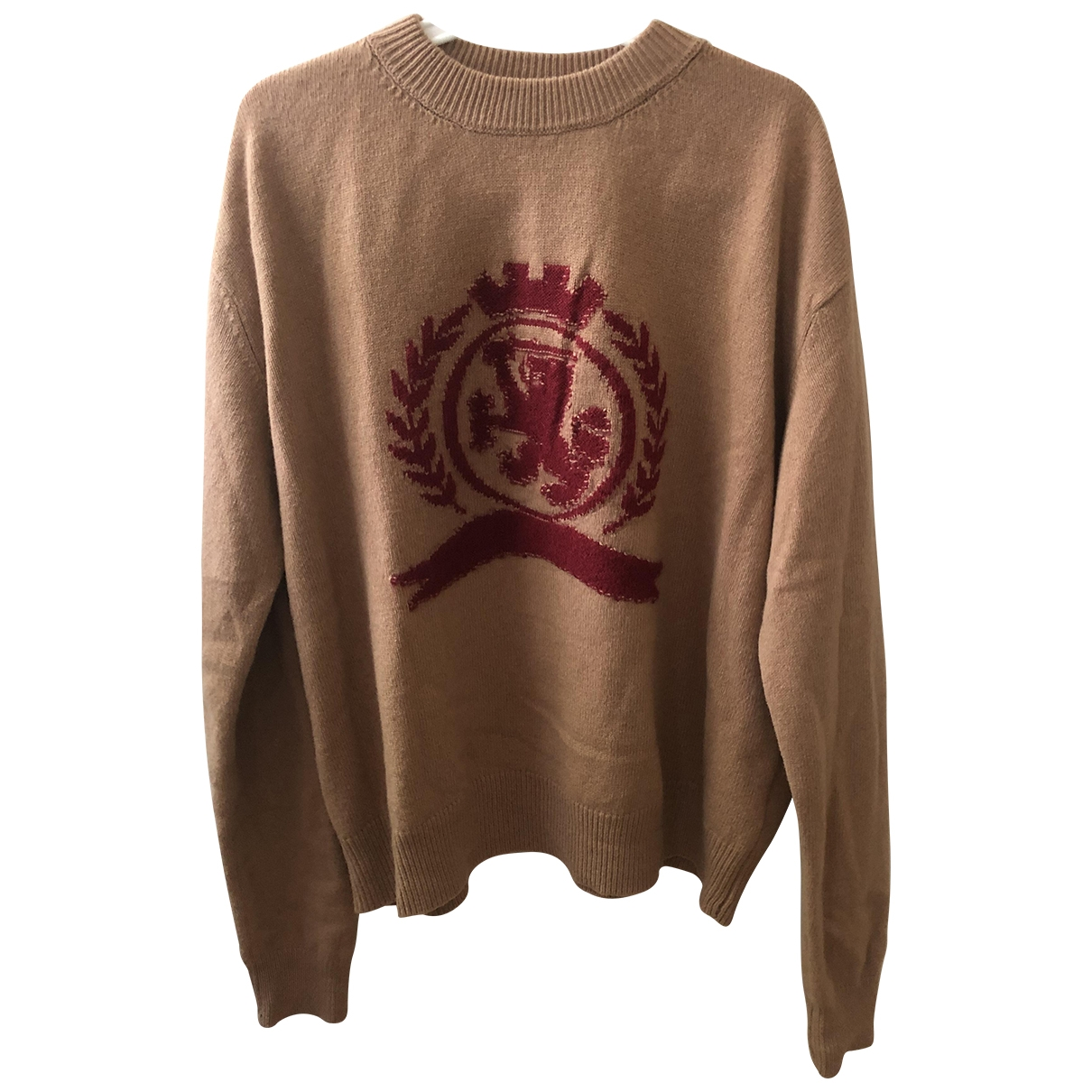 Hilfiger Collection \N Camel Wool Knitwear for Women S International