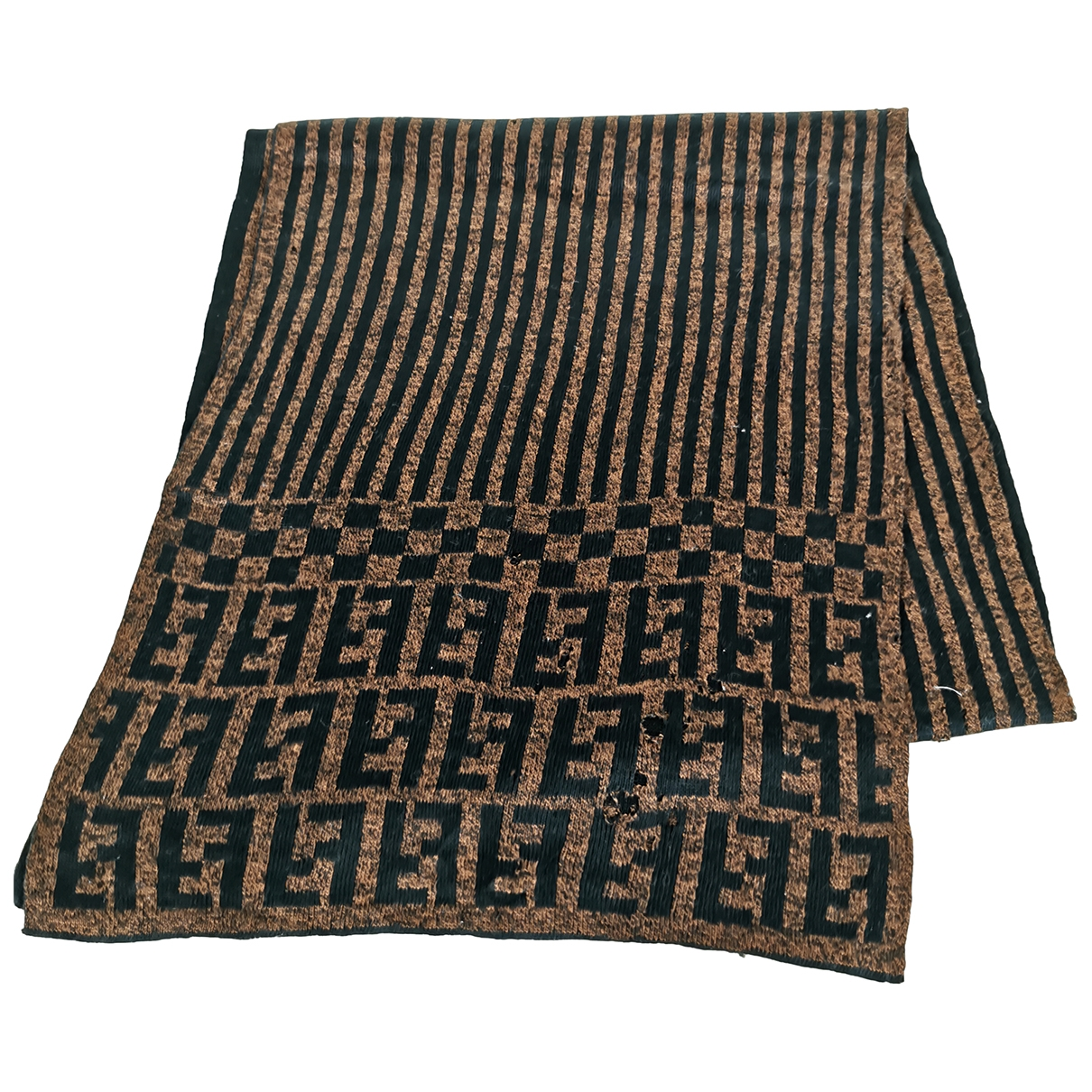 Fendi \N Wool scarf & pocket squares for Men \N