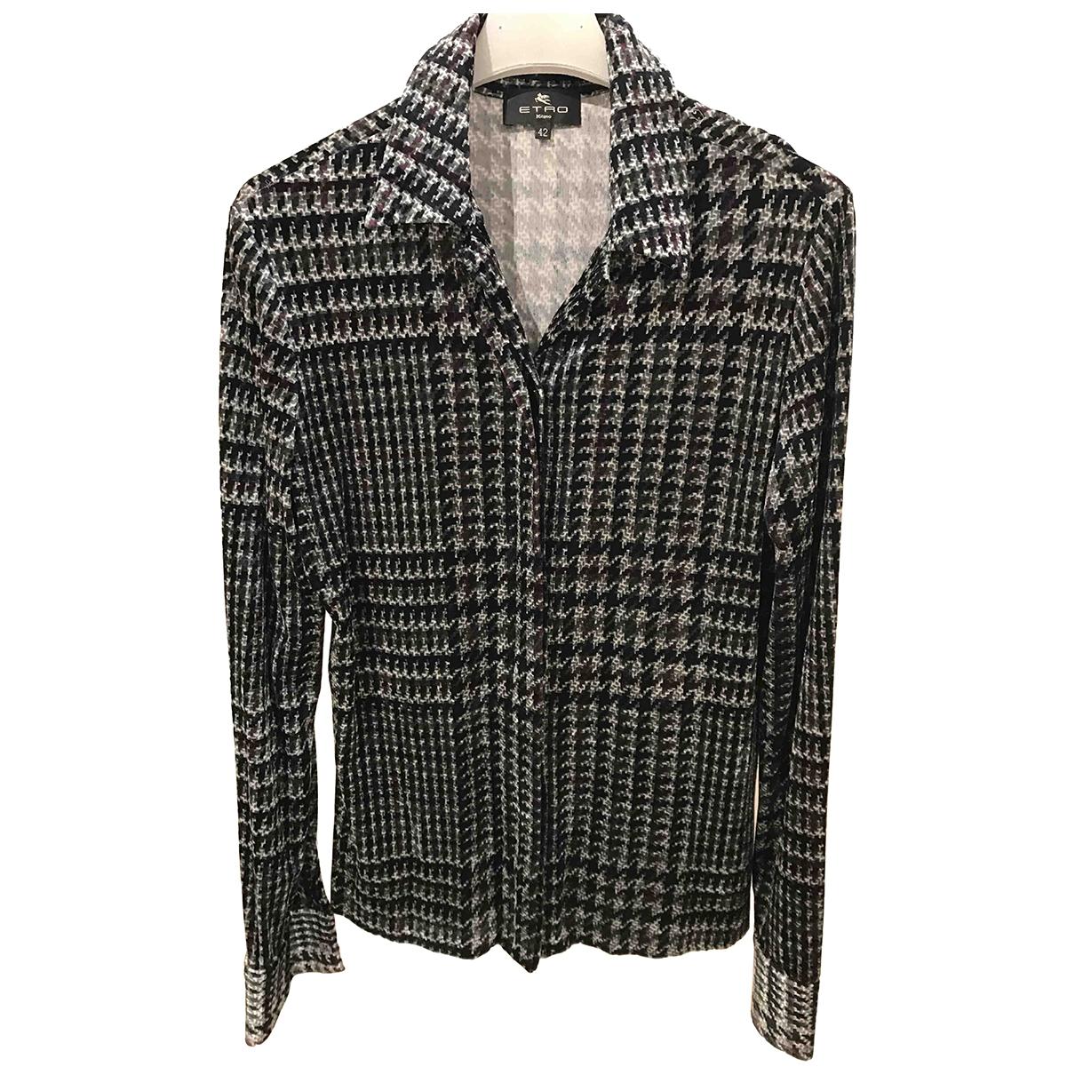 Etro \N Grey Knitwear for Women 42 IT