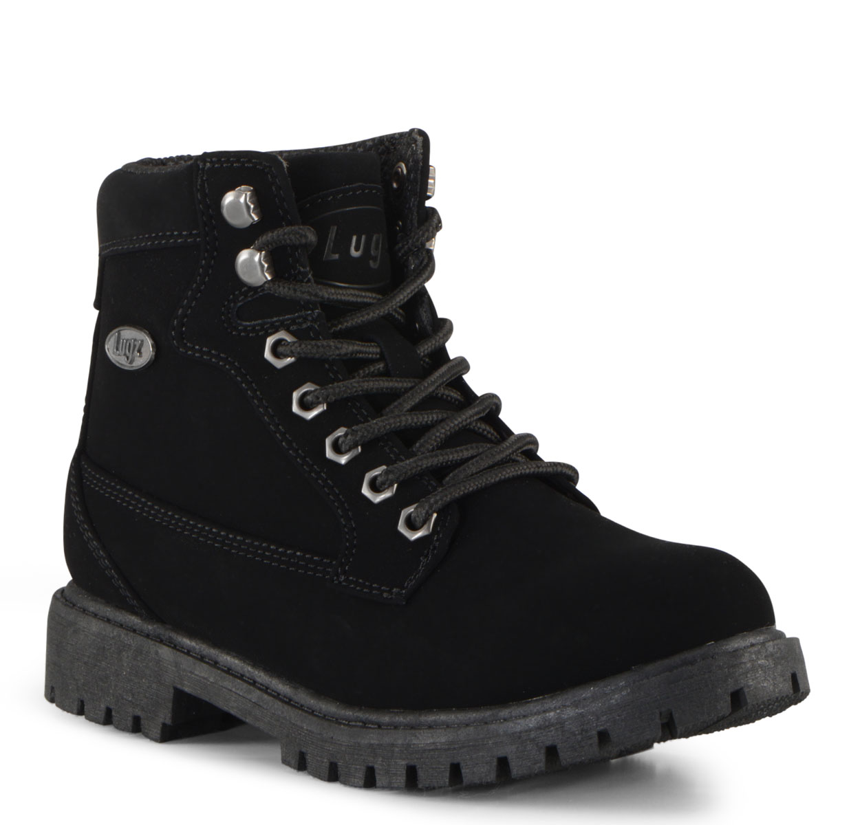Women's Mantle HI 6-Inch Boot (Choose Your Color: BLACK, Choose Your Size: 5.5)