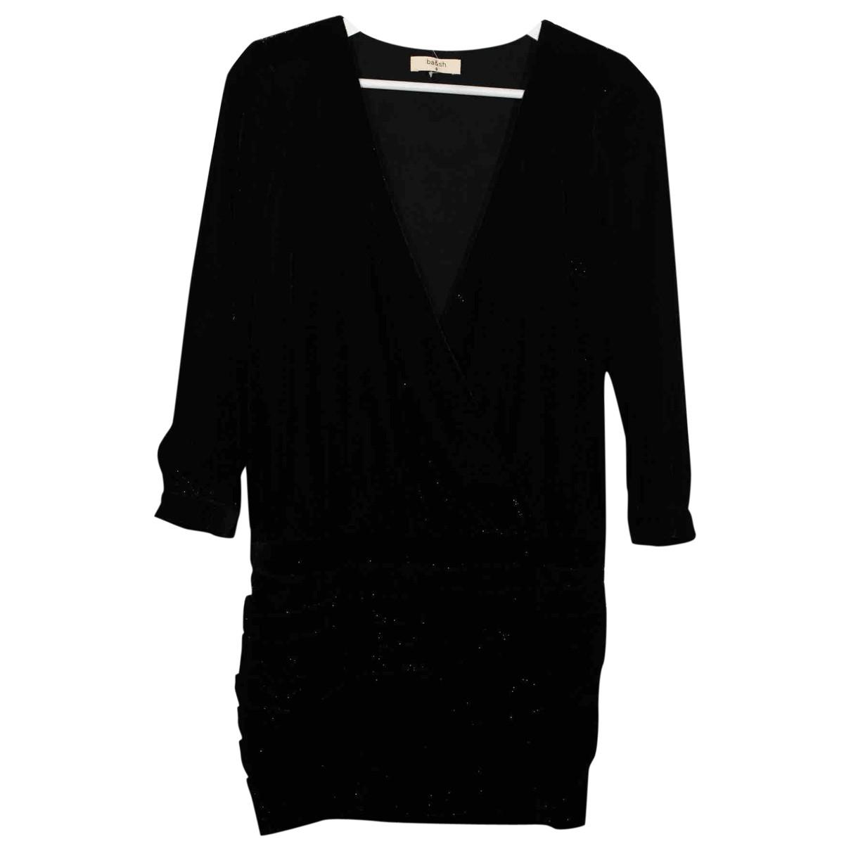 Ba&sh \N Black dress for Women 34 FR