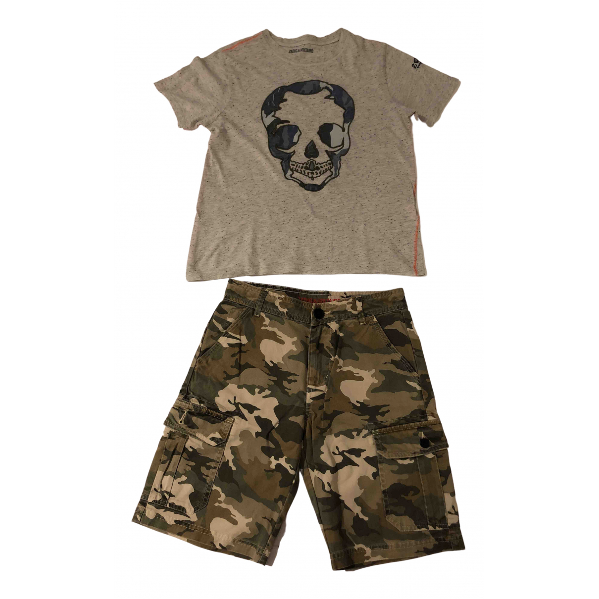 Zadig & Voltaire \N Cotton Outfits for Kids 10 years - up to 142cm FR