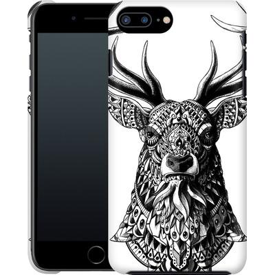 Apple iPhone 7 Plus Smartphone Huelle - Ornate Buck von BIOWORKZ
