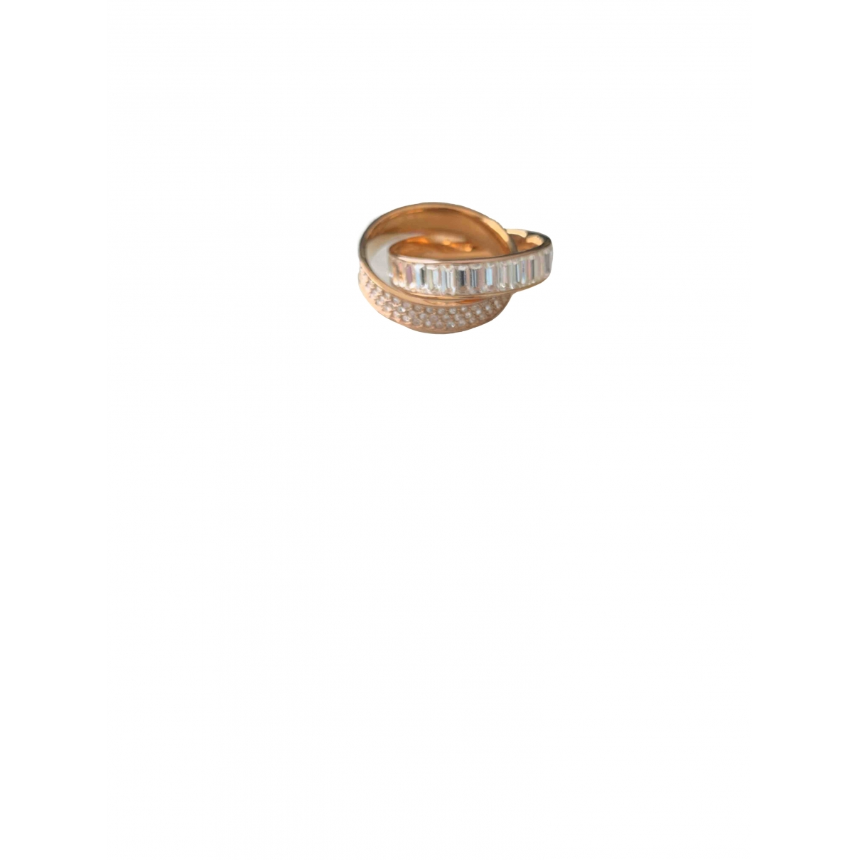 Michael Kors \N Gold Gold plated ring for Women 8 US