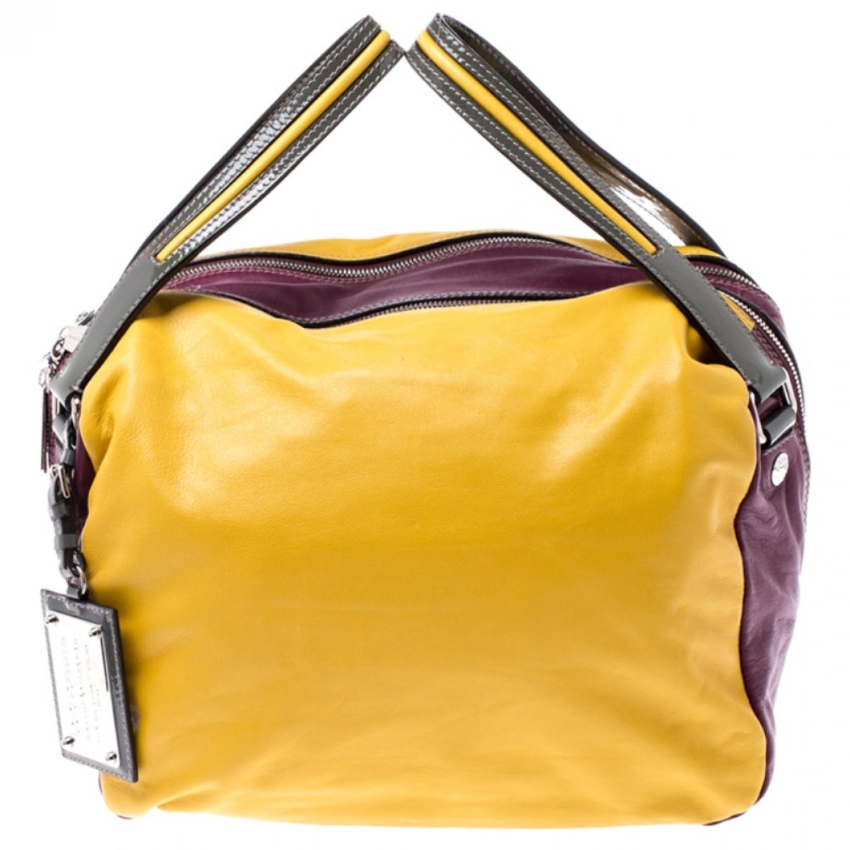 Dolce & Gabbana \N Multicolour Leather handbag for Women \N