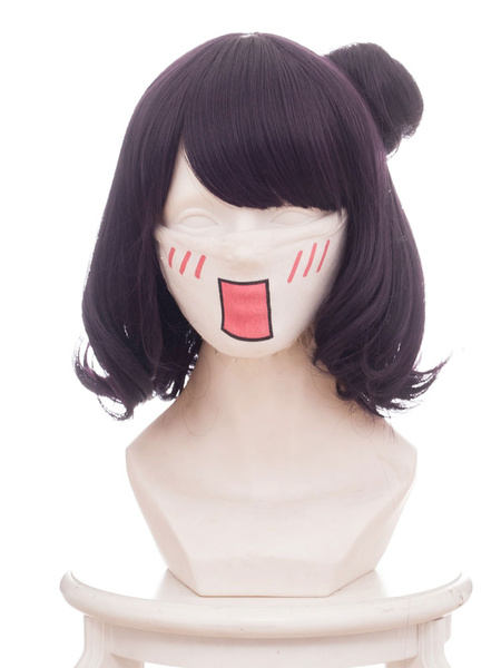 Milanoo Fate Grand Order FGO Katsushika Hokusai Halloween Cosplay Wig