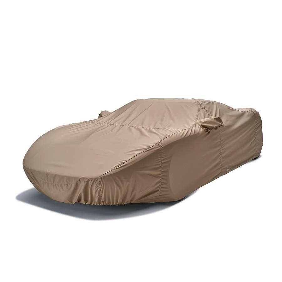Covercraft C18381UT Ultratect Custom Car Cover Tan Chevrolet Corvette ZR1 2019