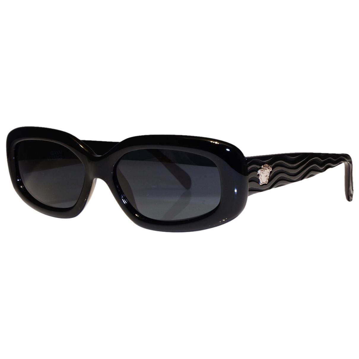 Gianni Versace \N Black Sunglasses for Women \N