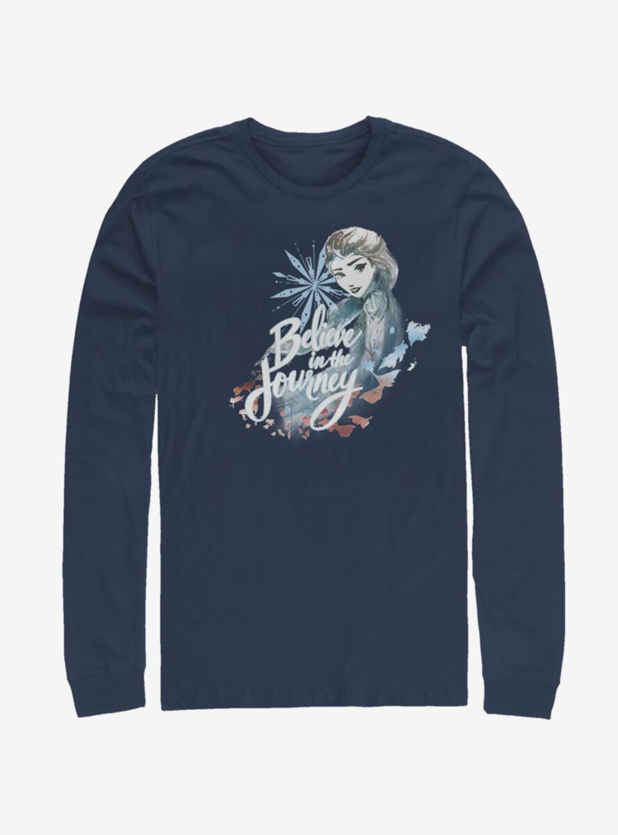 Disney Frozen 2 Elsa Journey Long-Sleeve T-Shirt