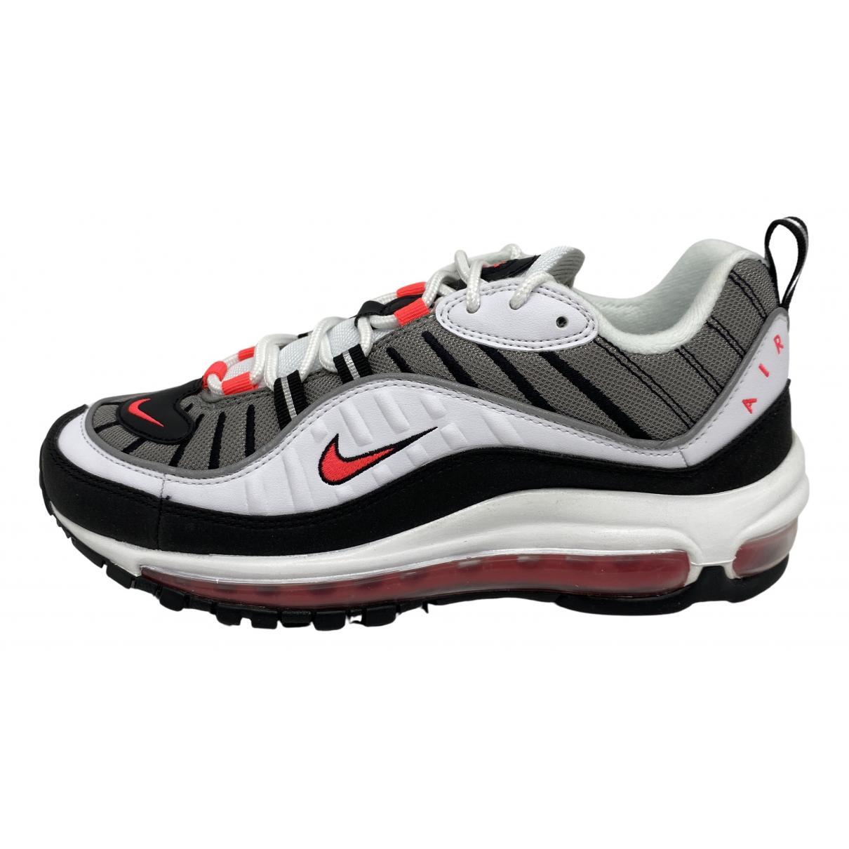 Deportivas Air Max 98 de Cuero Nike