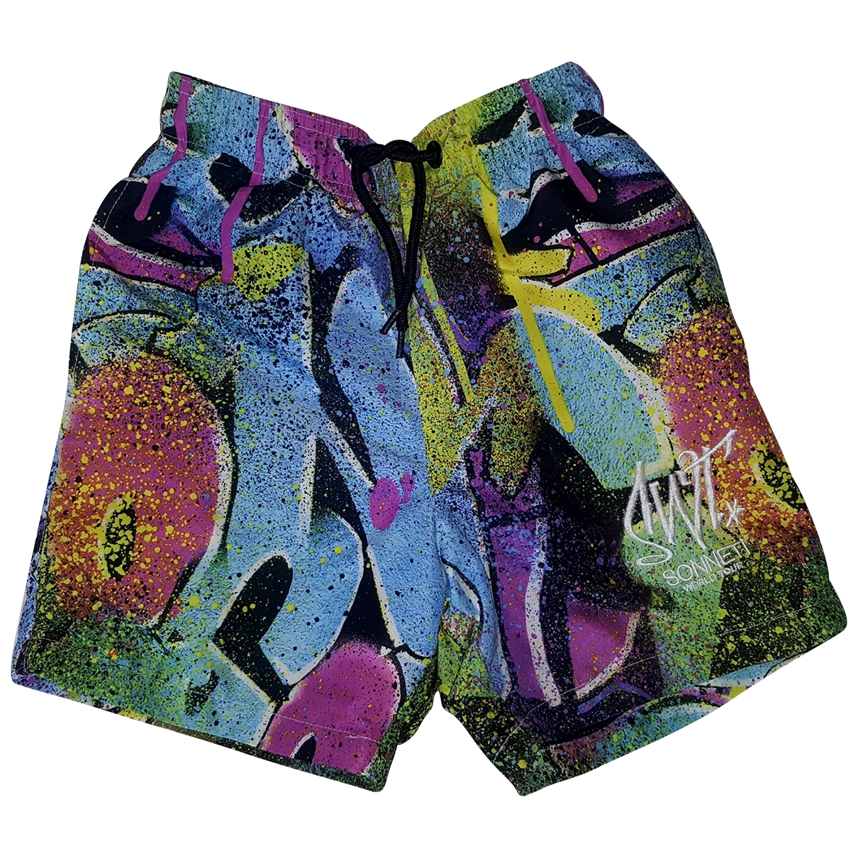 Non Signé / Unsigned \N Multicolour Shorts for Kids 8 years - up to 128cm FR