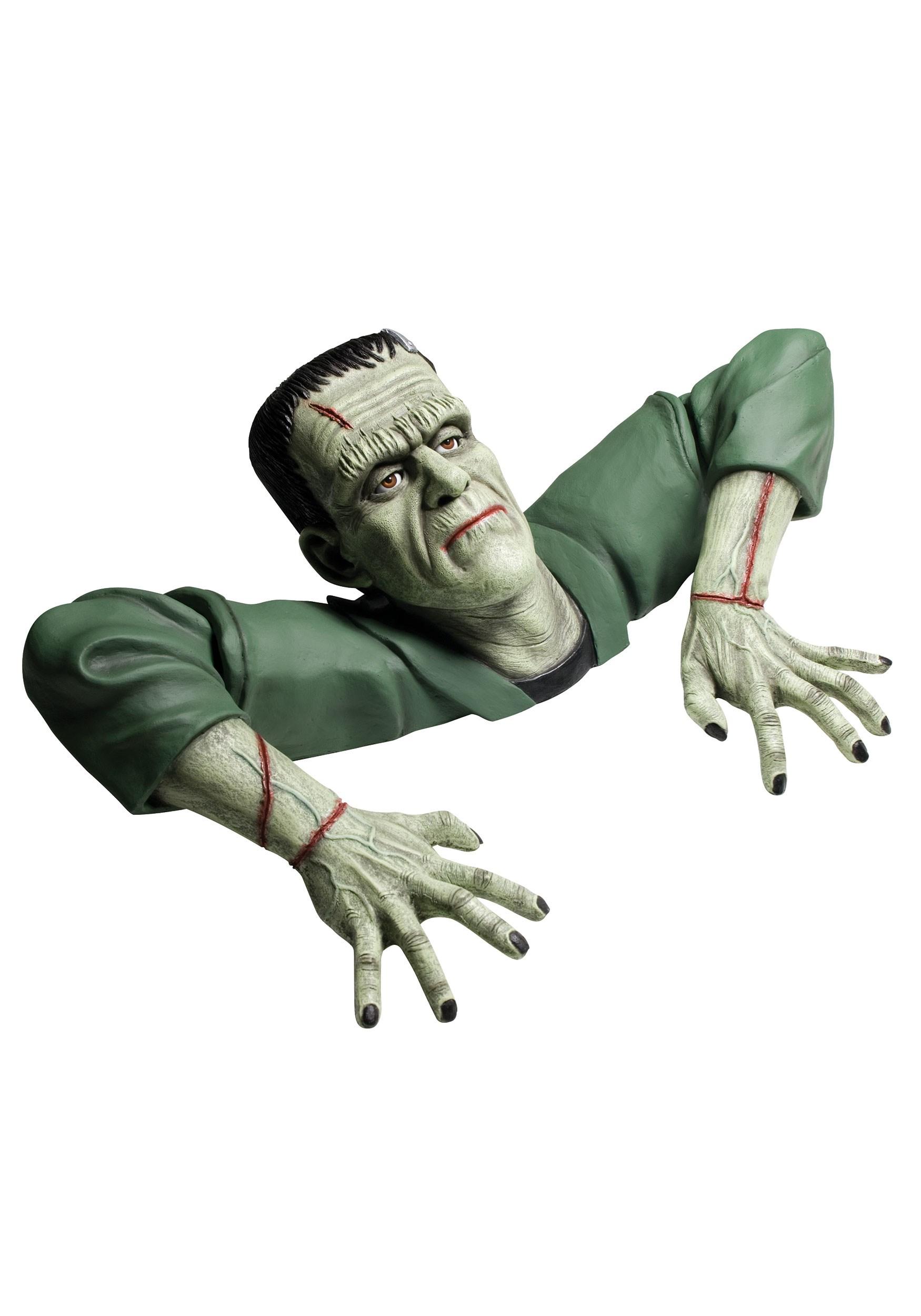 Ground Breaker Frankenstein Decoration