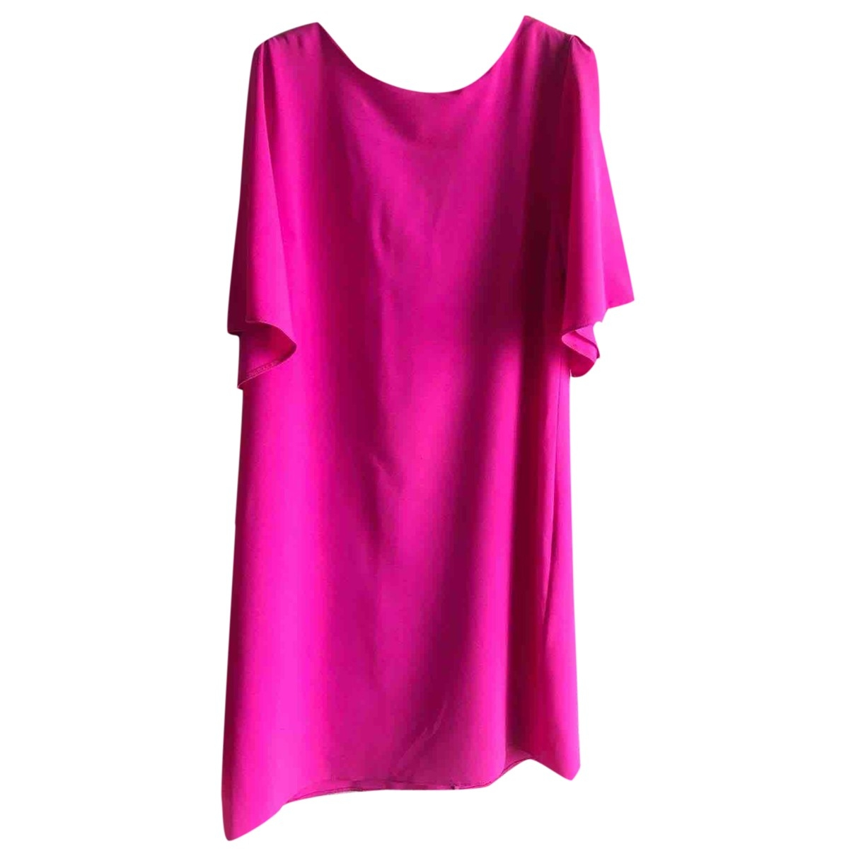 Non Signe / Unsigned Oversize Kleid in Polyester