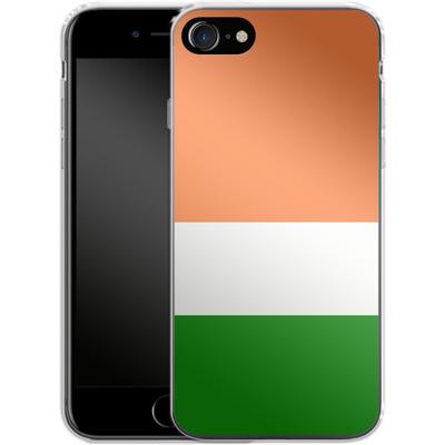 Apple iPhone 7 Silikon Handyhuelle - Ireland von caseable Designs