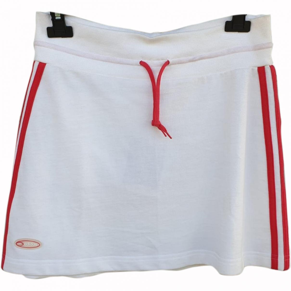 Adidas \N White Cotton skirt for Women M International