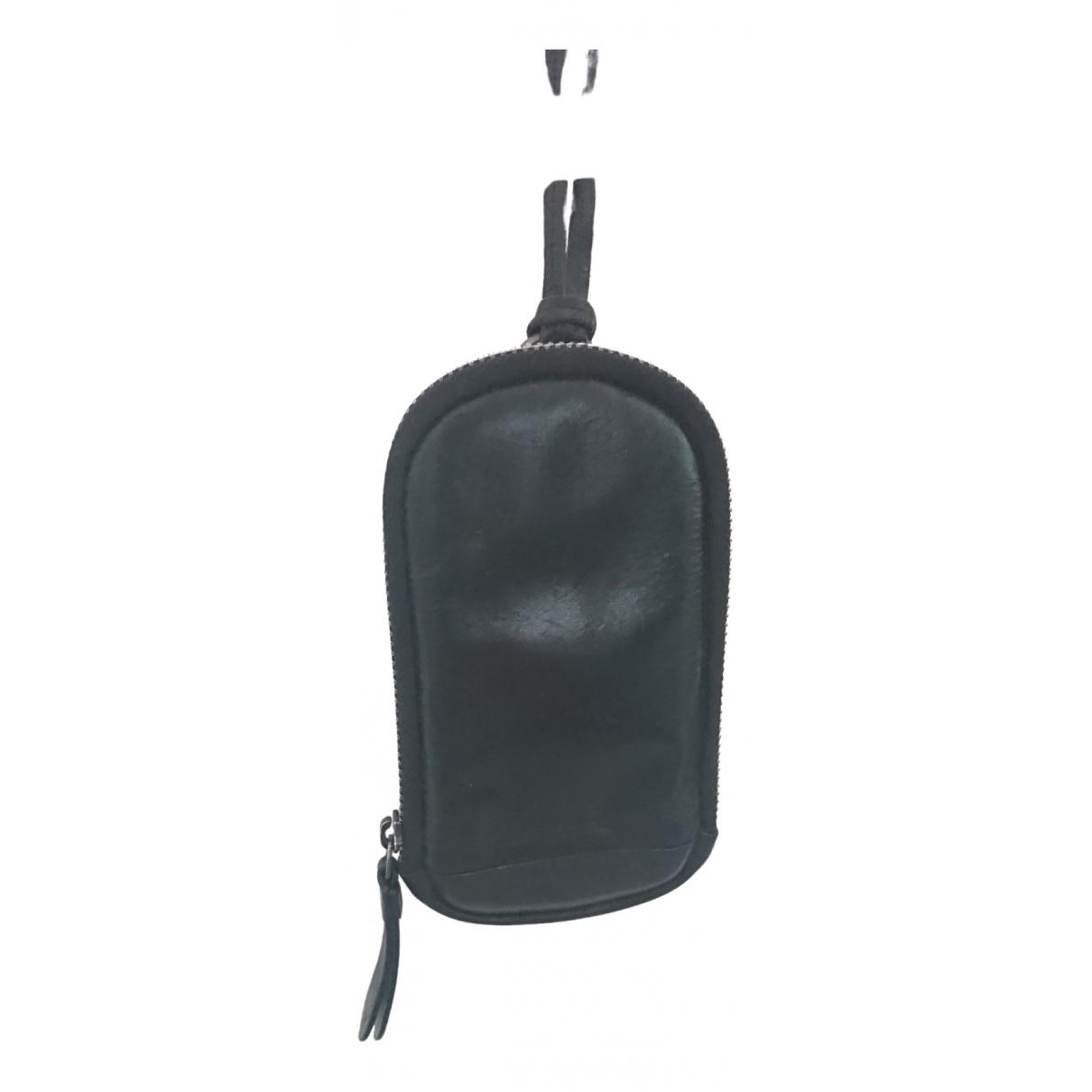 Dries Van Noten - Accessoires   pour lifestyle en cuir - noir