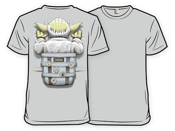 In Training Remix T Shirt