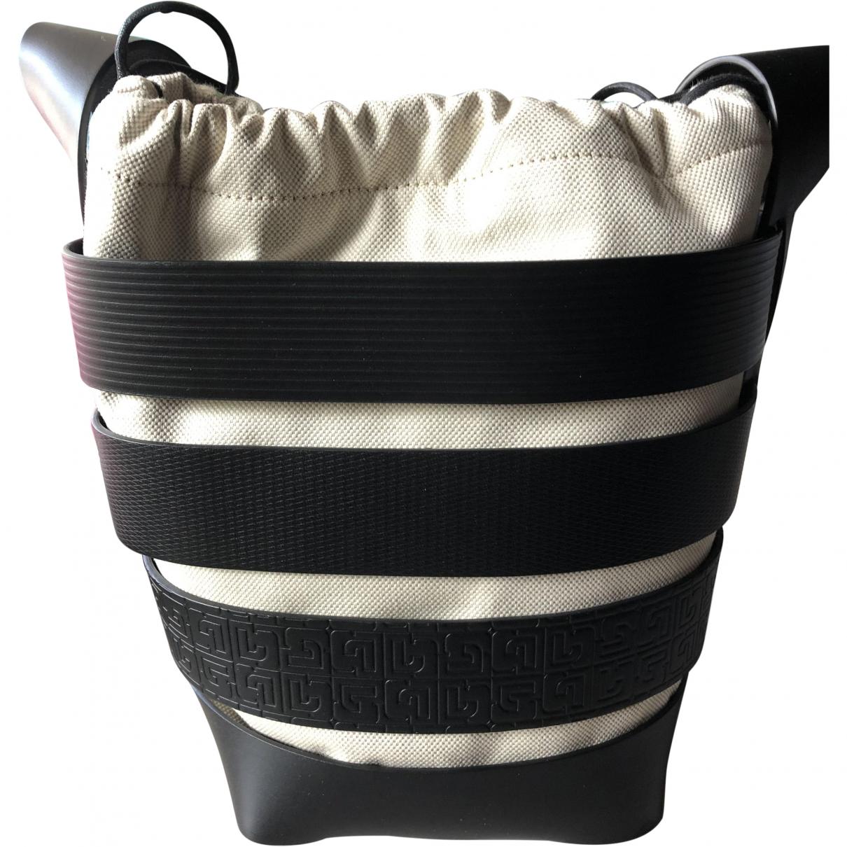 Paco Rabanne \N Black Leather handbag for Women \N