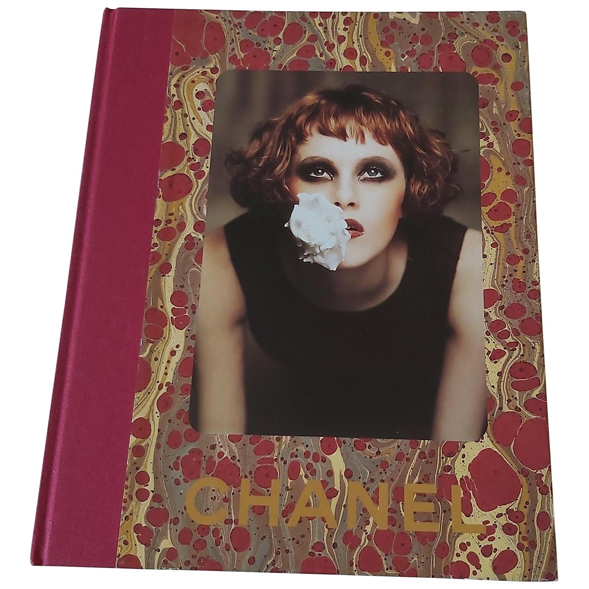 Chanel \N Mode in  Rot Baumwolle