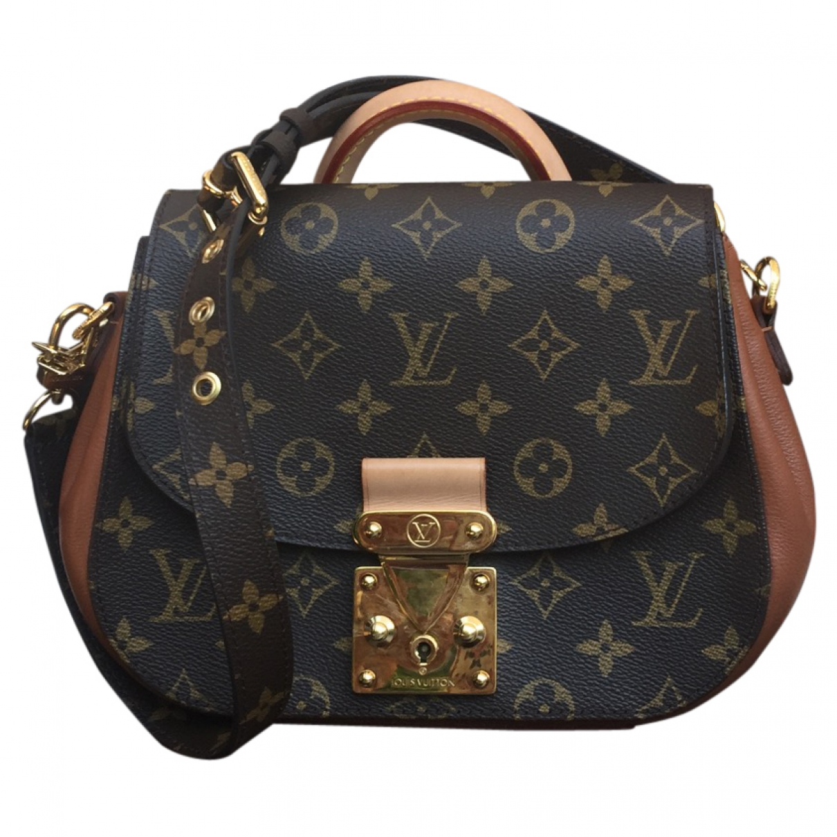 Louis Vuitton Eden Handtasche in Leinen
