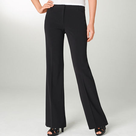 Star City Slant Pocket Trouser Pants, 13 , Black