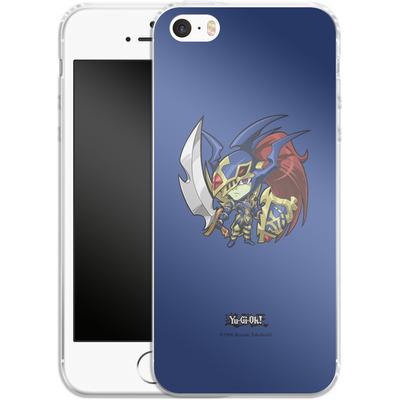 Apple iPhone 5 Silikon Handyhuelle - Black Luster Soldier SD von Yu-Gi-Oh!