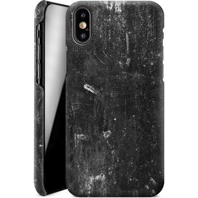 Apple iPhone XS Smartphone Huelle - Grundge von caseable Designs