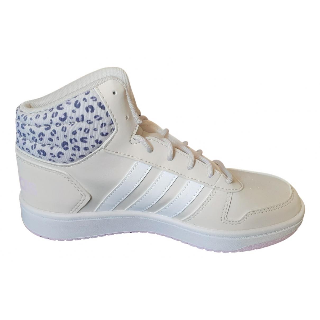 Adidas \N Sneakers in  Beige Polyester