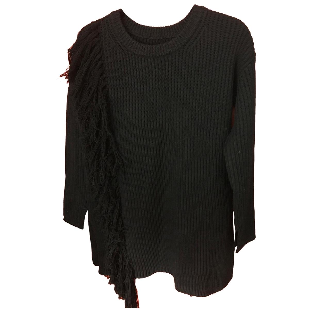 By Malene Birger - Pull   pour femme en laine - noir