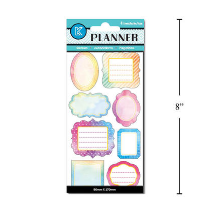 Self-Adhesive Planner Stickers,