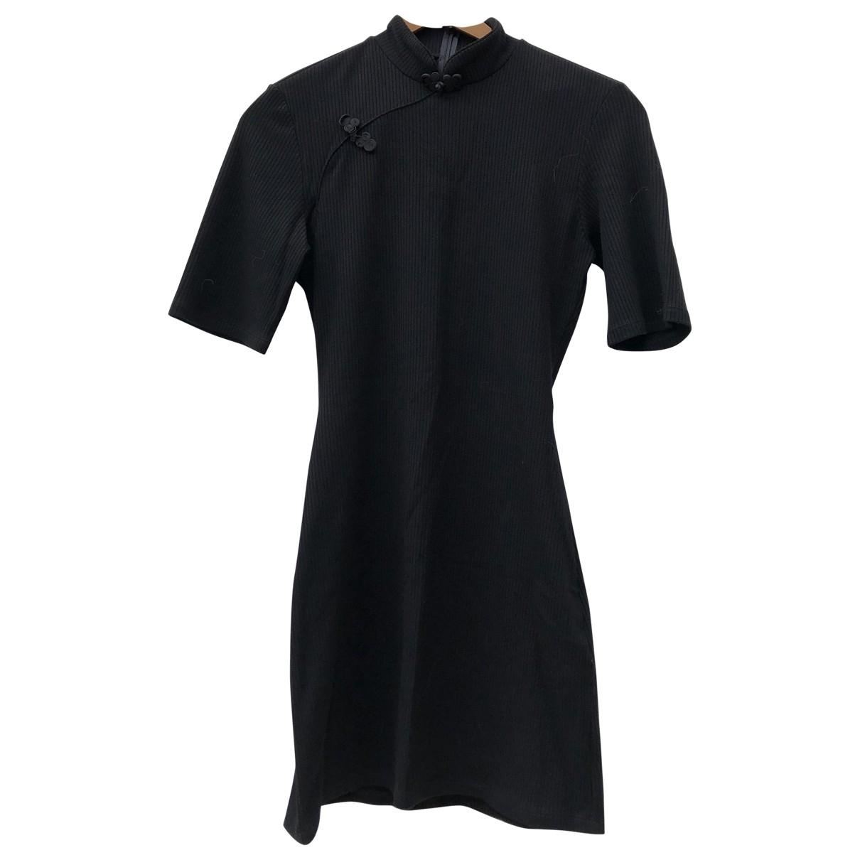 Reformation \N Black dress for Women M International