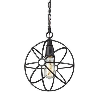 14241/1 Yardley 1 Light Pendant in Oil Rubbed