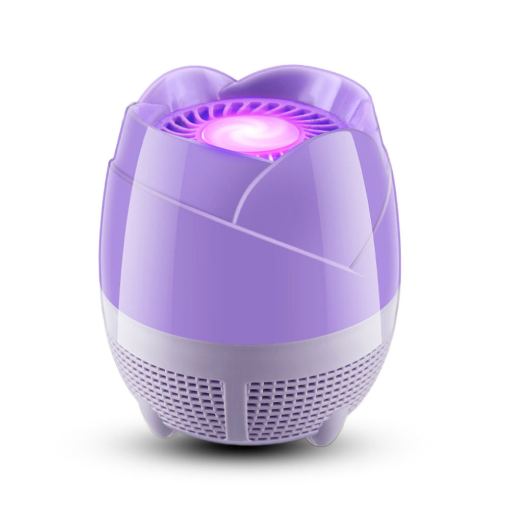Loskii-600 Anti-Mosquito Lamp Radiationless Photocatalyst Mosquito Killer USB LED Night Light Trap